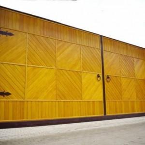 Престижные Деревянные ворота