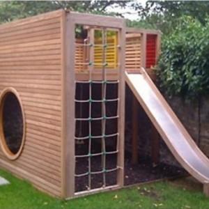детский игровой комплекс для загородного дома