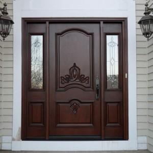 Парадная Входная деревянная дверь