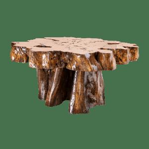 Дизайнерские журнальные столики из дерева