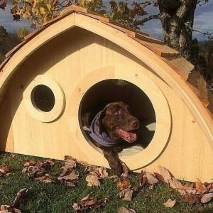 Загружен дляБудка для собаки - Хобит