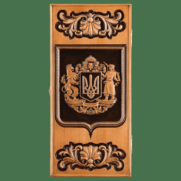 Нарды с Гербом Украины