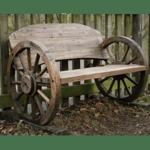 Скамейка на колесах