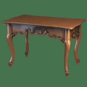 Классический столик из дерева
