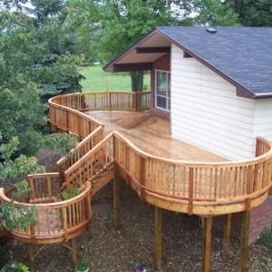 Терраса балкон