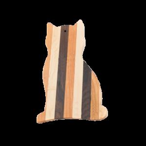 Кухонная доска у форме пса