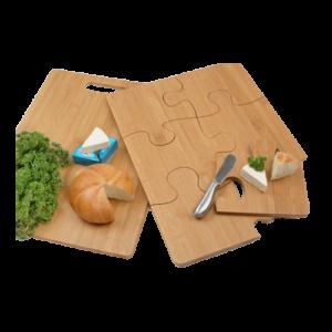 Кухонная доска для нарезки и подачи продуктов