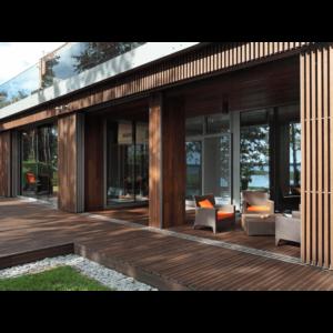 Термодоски для террасы и фасада